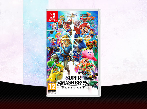<b>Super Smash Bros. Ultimate Game</b>