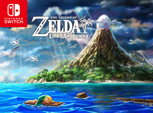 <b>The Legend of Zelda: Link's Awakening</b><br><br>