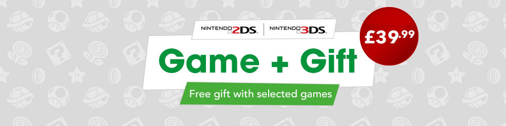 Free Gift With Selected Games