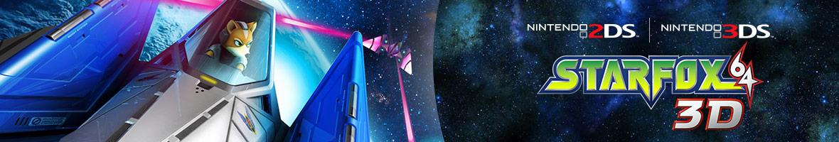 Star Fox 64 3D - Nintendo 2DS   Nintendo 3DS