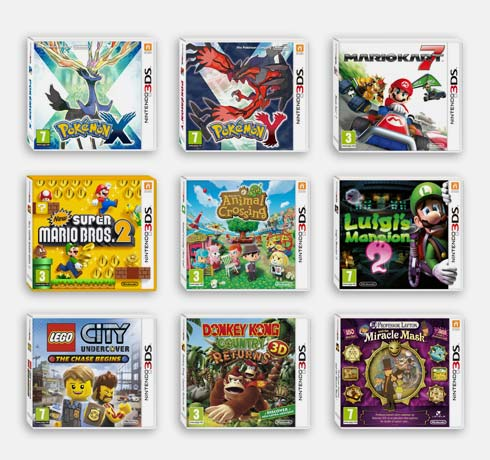 Can I Play Nintendo DS Games On the 3DS
