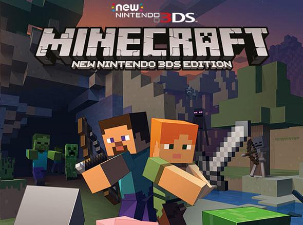 <b>Minecraft: New Nintendo 3DS Edition</b>