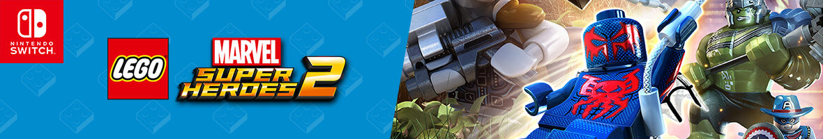 LEGO Marvel Superheroes 2 | Nintendo Switch