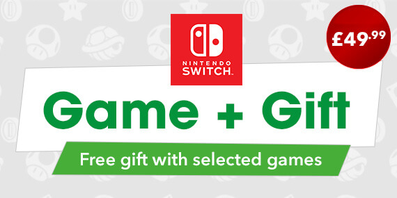 <b>Nintendo Switch Game + Gift</b>