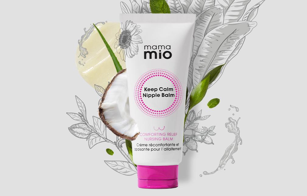 Mama Mio Pregnancy Skincare
